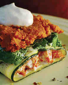 Raw food celebrations the raw gourmet nomi shannon creamy tomato lasagne recipe on page 18 forumfinder Images