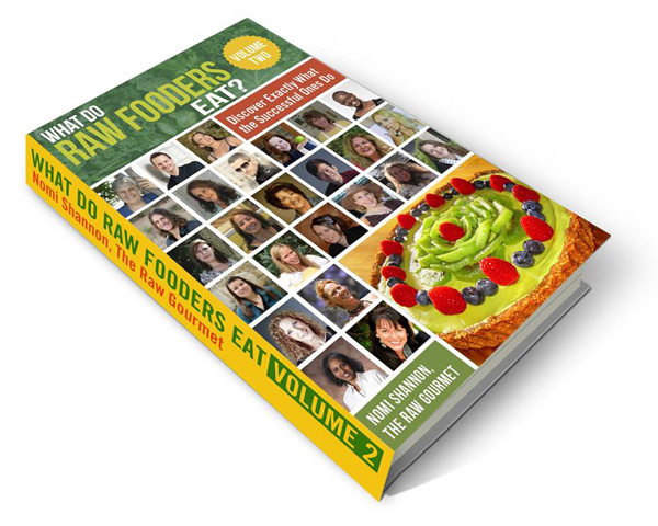 the fully raw diet book pdf